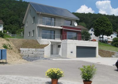 Energieeffiziente Bauten